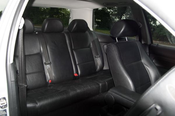 2000 GTI Back Seat