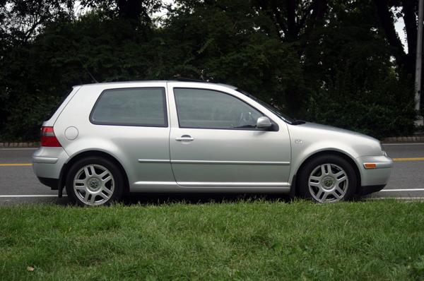 2000 GTI Side