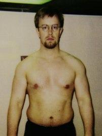 December 1996 - losing weight