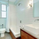 Main Bathroom - 720 Fort Washington Ave., #3V