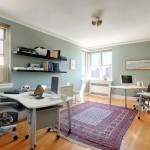 Second Bedroom / Office - 720 Fort Washington Ave., #3V