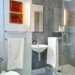 Master Bathroom - 720 Fort Washington Ave., #3V
