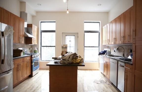 Julia Angwin's kitchen
