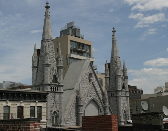 Steeples of The Greater Metropolitan Baptist Church
