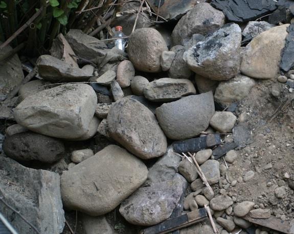 Large smooth rocks