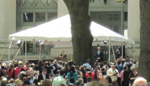 Ruth Bader Ginsburg @ Harvard Law Commencement 2011