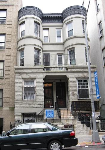 470 W 148 - front façade