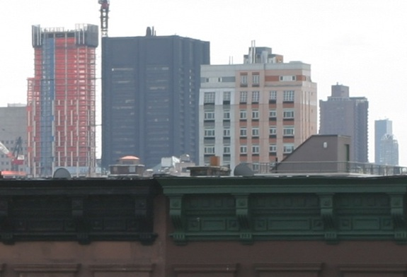 Graceline Court - tall building in Harlem