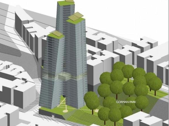 Quadriad Phase 1 - 3 towers