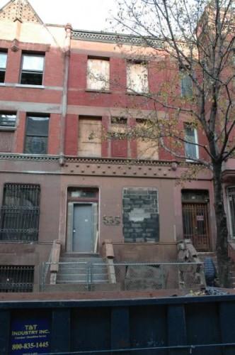 535 West 152 - Harlem Townhouse Shell