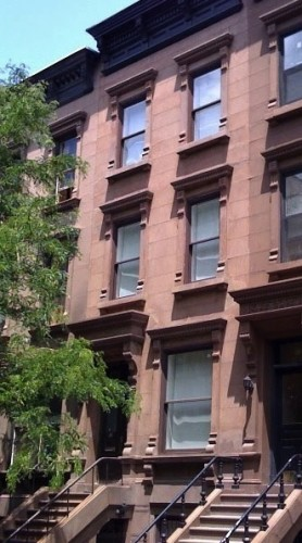 57 West 119 - facade