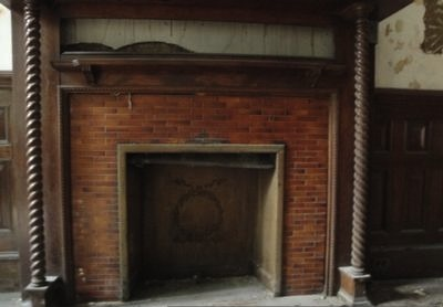 fireplace at 540 west 149