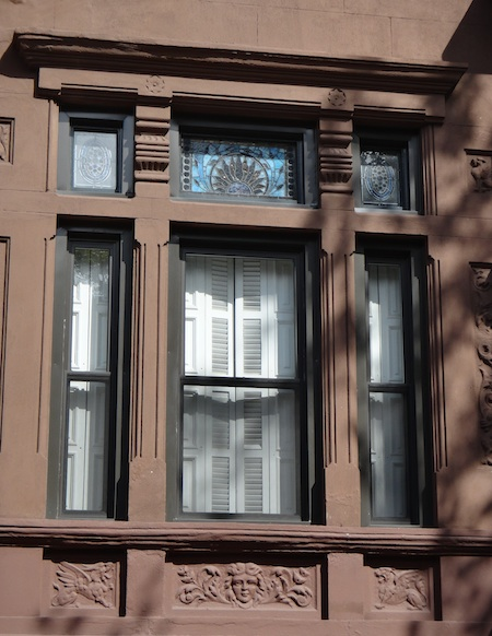 aluminum windows at 105 west 122