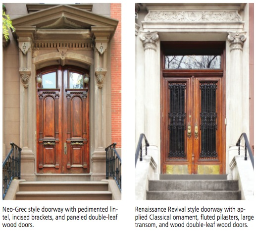 Neo-Grec vs Renaissance Revival Doors & We Found The House Our Doors Came From | Beating Upwind