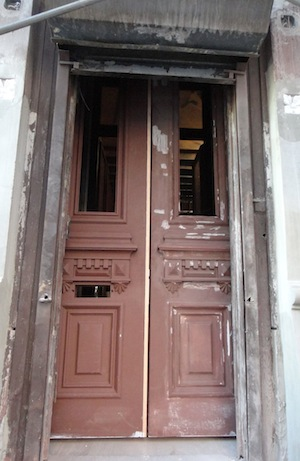 front doors installed