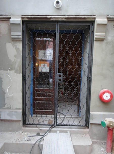 french door gates