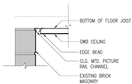 recessed curtain track detail   curtain menzilperde