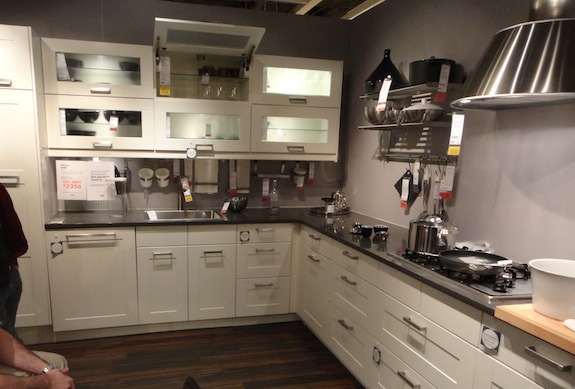 Kitchens beating upwind for Adel kitchen cabinets ikea