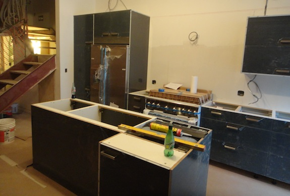 parlor kitchen cabinets